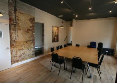 Retro Meeting Room