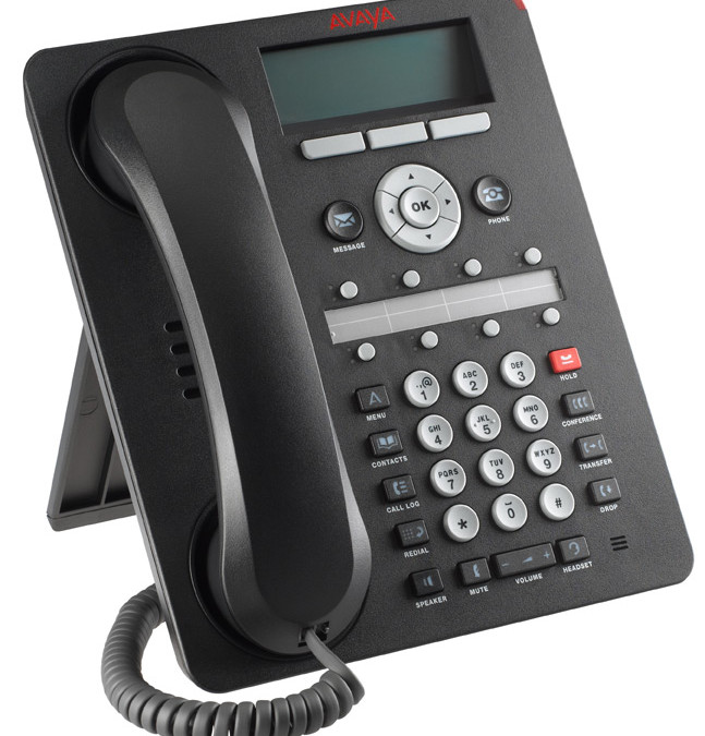 Avaya IP Phone System – Llandudno Office