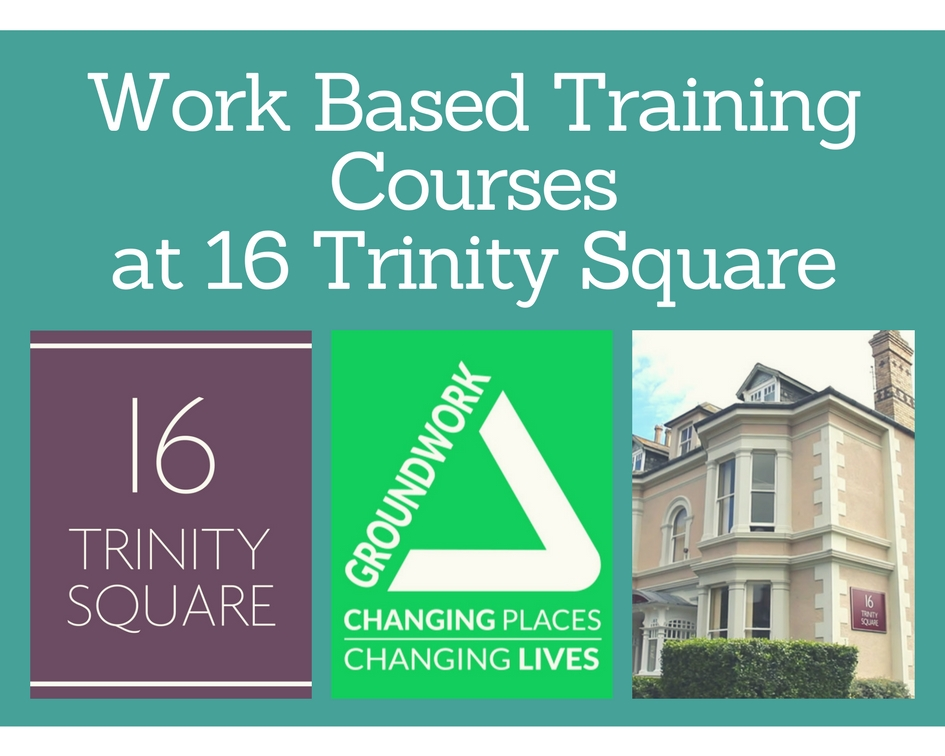 Upcoming Courses at 16 Trinity Square